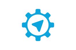 لوگو سوپر تلگرام