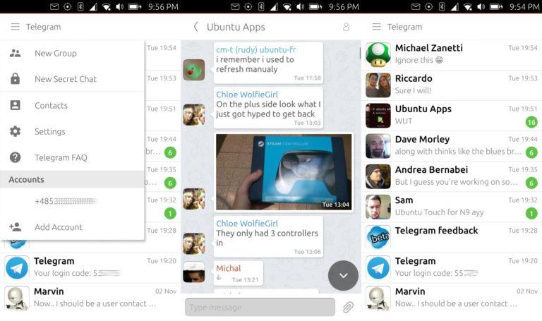 توسعه کلاینت تلگرام با ابزارهای سفارشی